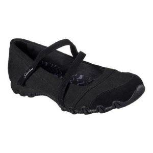 Sketchers Mary Janes memory foam athletic shoe